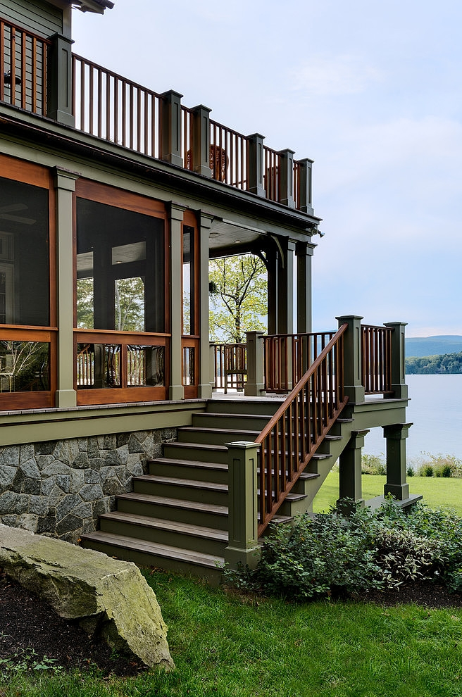 Lake House by Crisp Architects