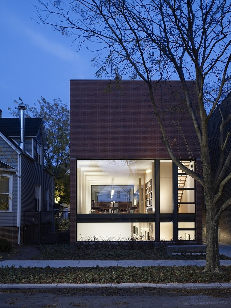 Claremont House by Brininstool + Lynch