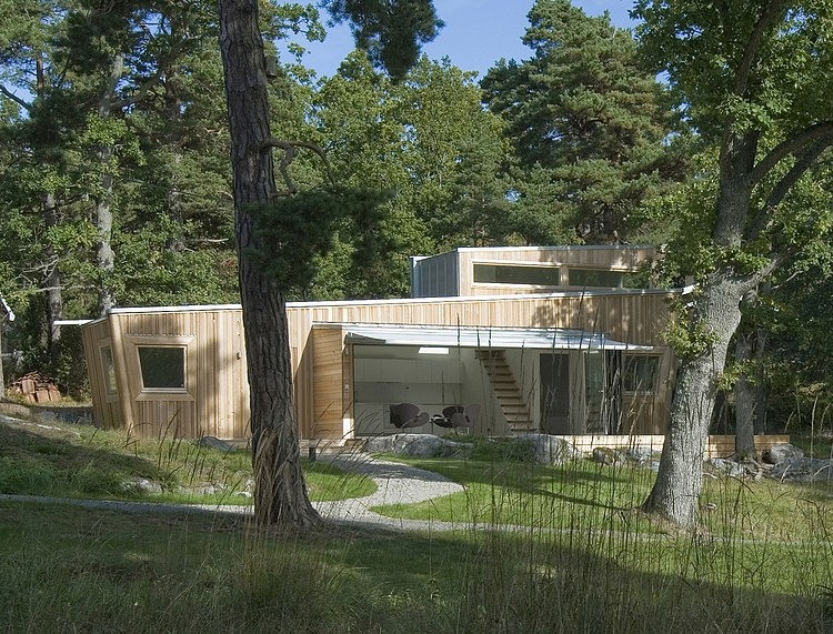 Wood House by Schlyter / Gezelius Arkitektkontor