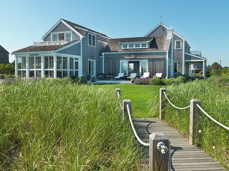 Seaside Residence by Donna Elle Seaside Living