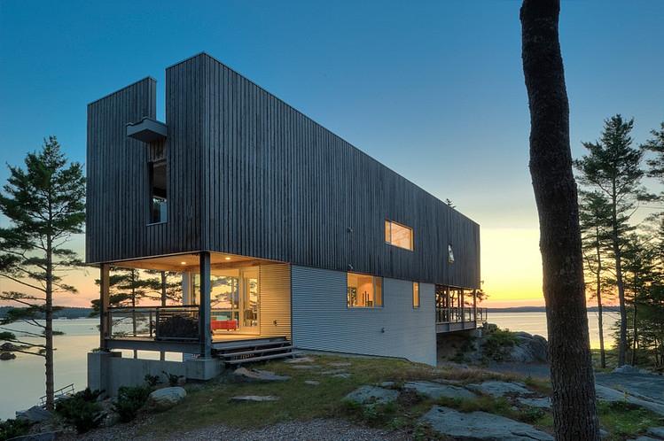 Bridge House By Mackay Lyons Sweetapple Architects Homeadore