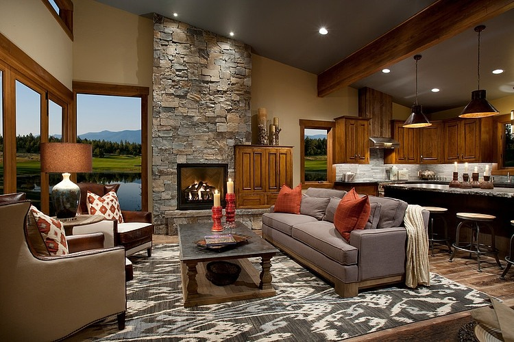 Wilderness Club By Hunter And Company Interior Design