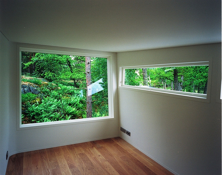 Wood House by Schlyter Gezelius Arkitektkontor HomeAdore