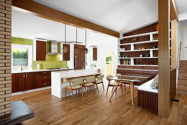 Exceptional Retro Home By Sarah Gallop Design