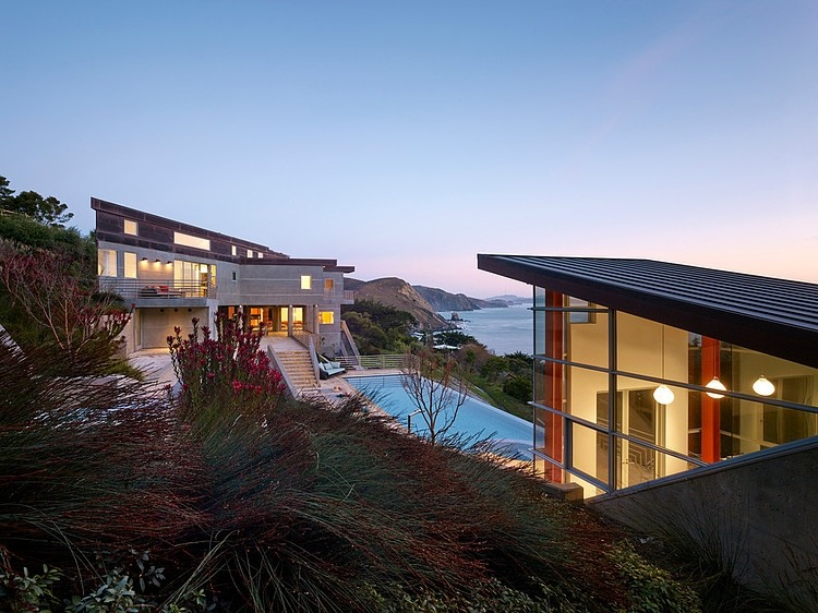 Muir Beach Residence by Jerry Kler Associate Architects
