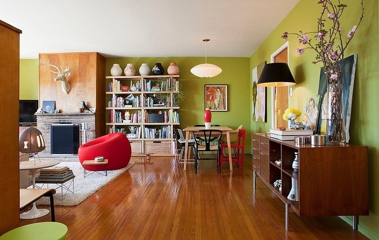 San Francisco Mid Century By Janel Holiday Interior Design