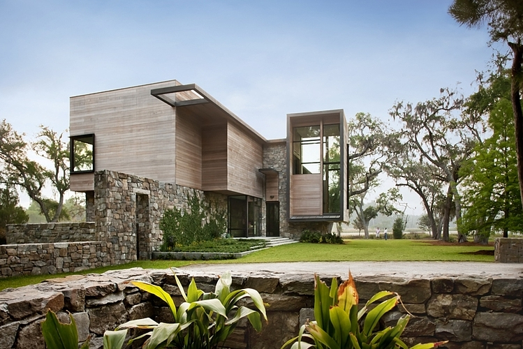 Bray's Island I by Surber Barber Choate & Hertlein Architects