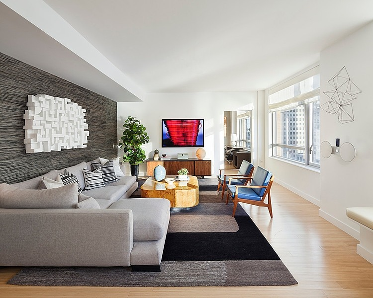 Tribeca Bachelor's Residence by Willey Design