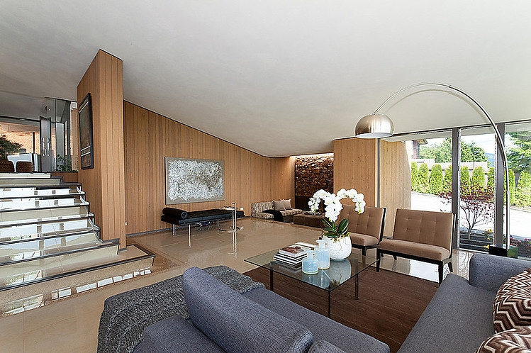 Mid Century Modern Home by Ron Thom « HomeAdore