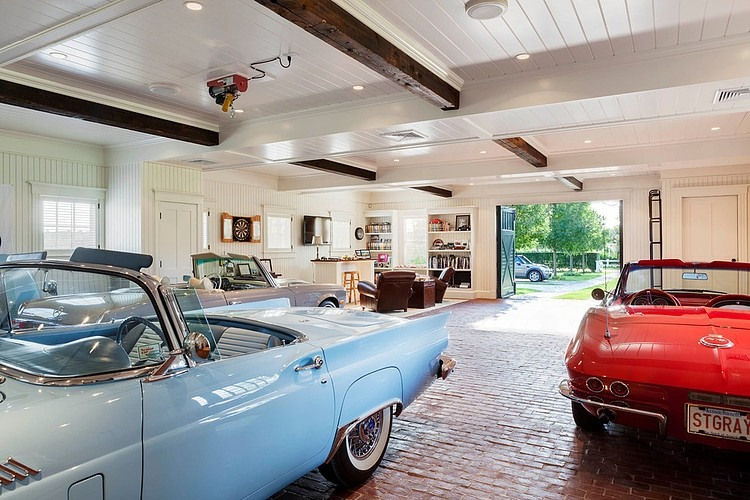 Car Barn by Patrick Ahearn Architect