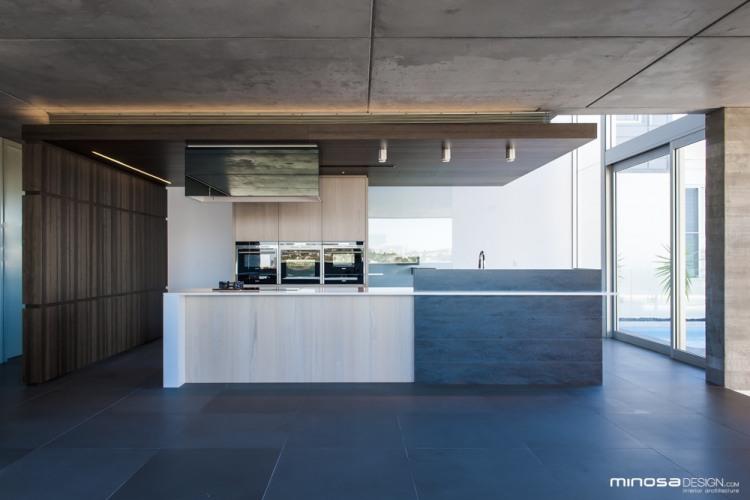 Kitchen Created Like a Piece of Bespoke Furniture