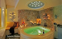 Honeymoon suite private couples Jacuzzi sea:volcano:caldera views | Astarte Suites Hotel | Santorini island2