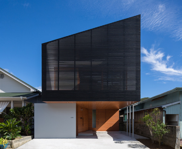 House in Asani by Sakai Architecture
