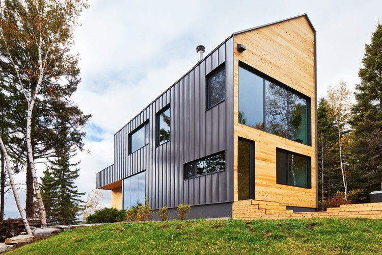 Malbaie VIII Residence, by Mu Architecture