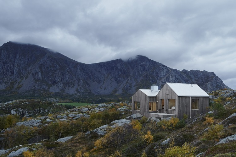 Vega Cottage by Kolman Boye Architects
