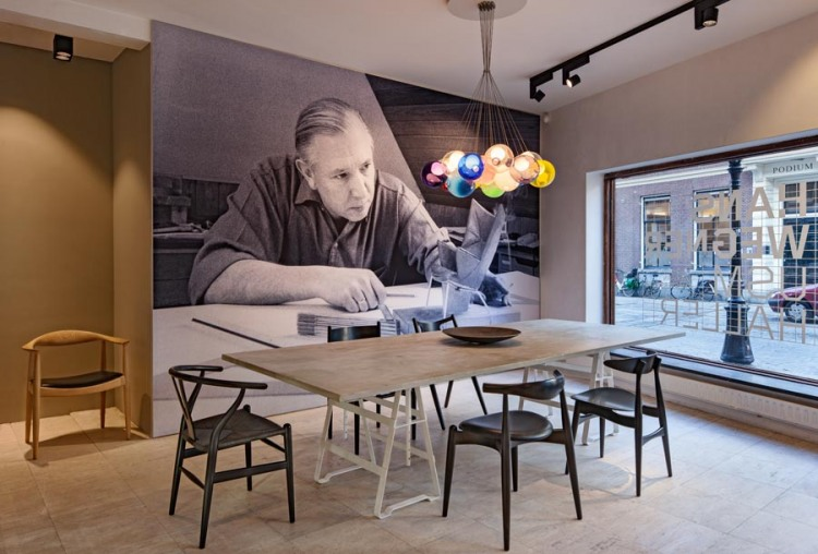 Hans Wegner / USM Haller – Mid-Century Modern Masterpieces