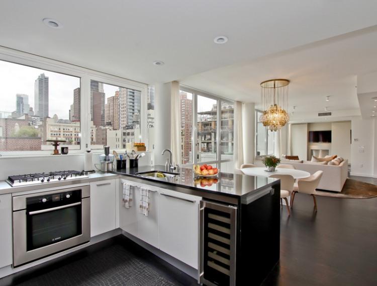 Chelsea Duplex by NYC Interior Design
