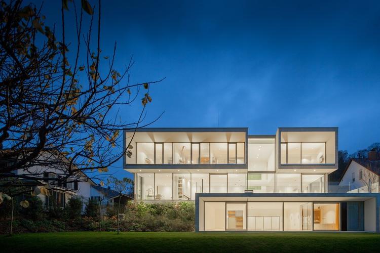 004 house pg architekten wannenmacher mller homeadore. Black Bedroom Furniture Sets. Home Design Ideas