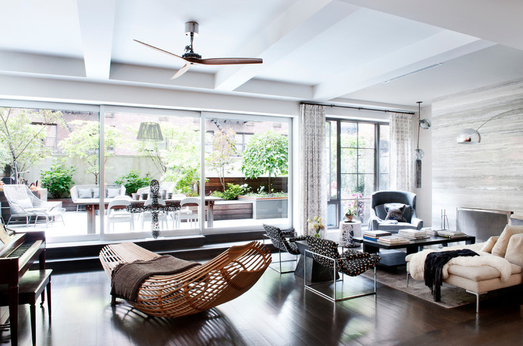 Gramercy Loft by David Howell Design