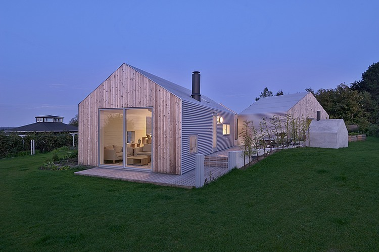 Summer House by Jarmund / Vigsnaes