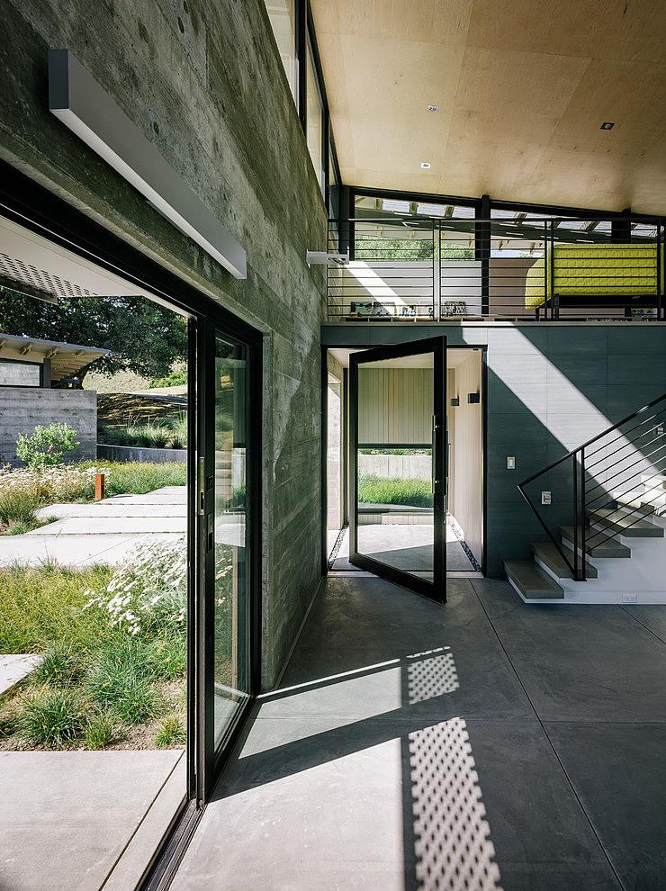 Butterfly house by feldman architecture homeadore for Feldman architecture