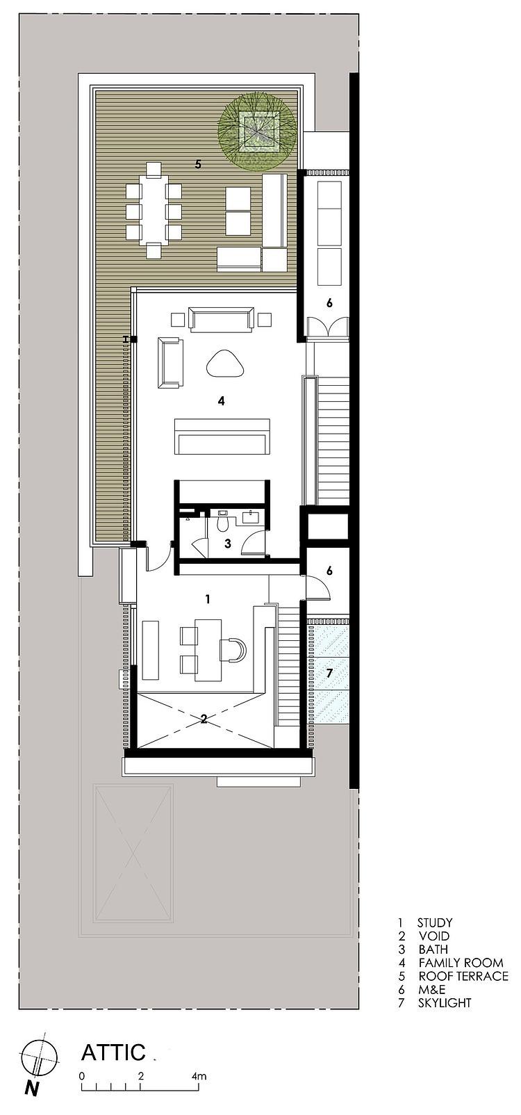 020 sight house wallflower architecture design homeadore - Wall flower design ...