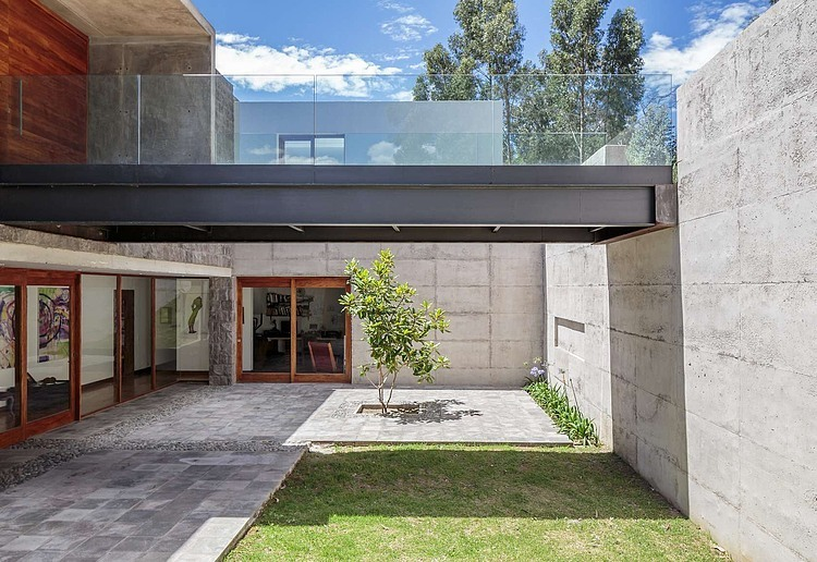 Home Design Quito Part - 44: Los Chillos House By Diez + Muller Arquitectos