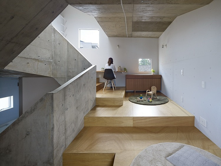 suppose design office. House In Nishiochiai By Suppose Design Office