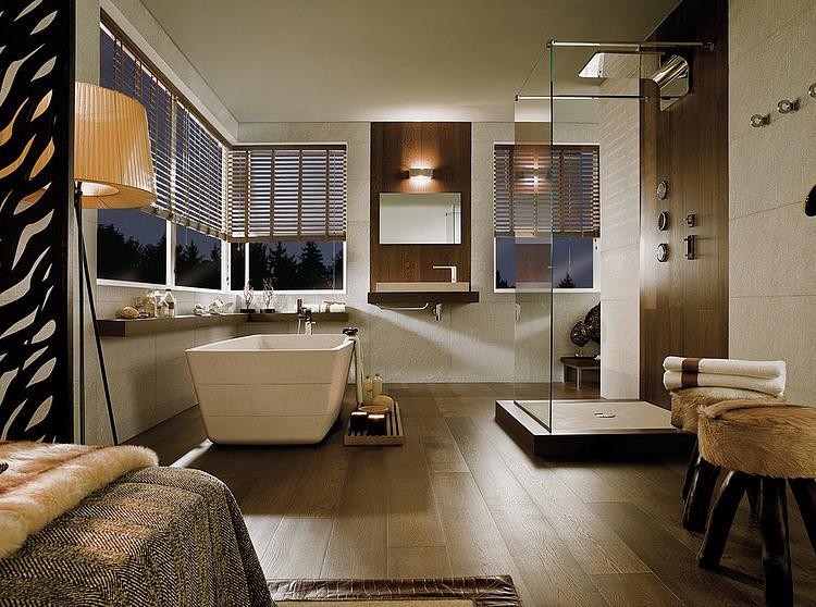 Inspirational Amazing Bathrooms by Porcelanosa USA
