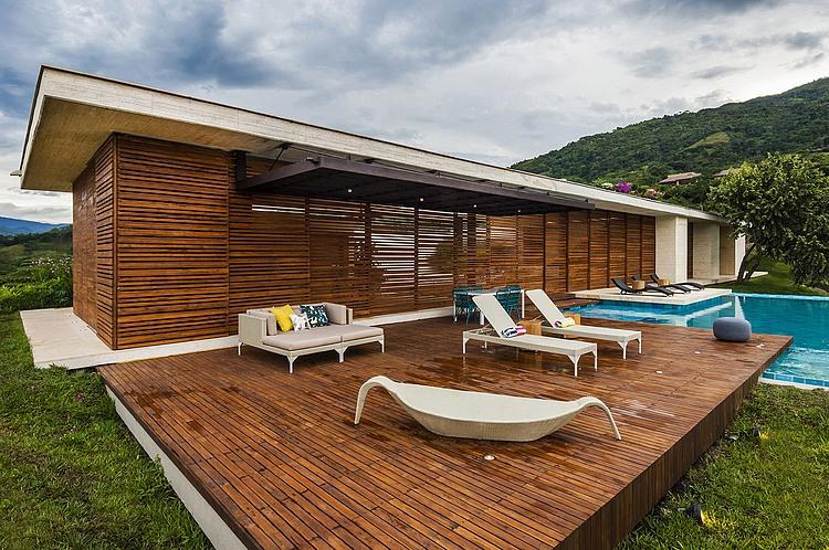 Casa 7a by arquitectura en estudio natalia heredia for Casas viejas remodeladas