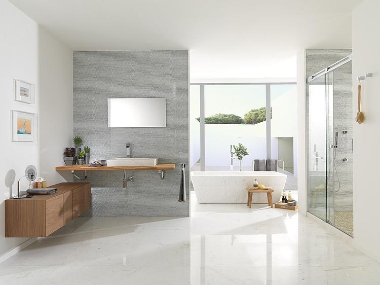 Nice Amazing Bathrooms By Porcelanosa USA