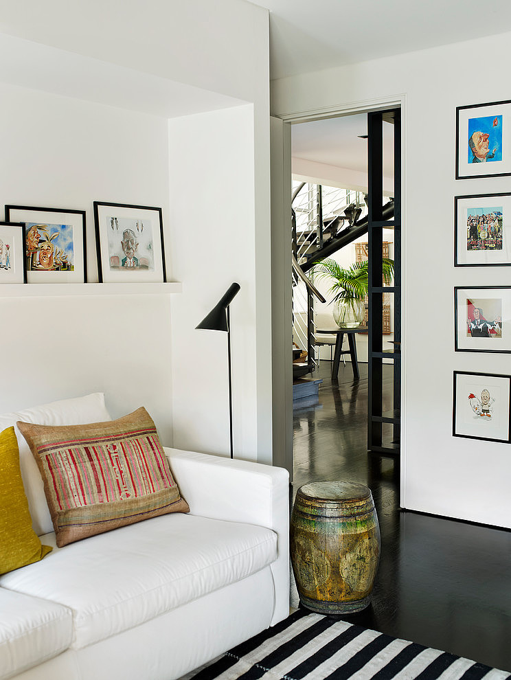 Sydney Harbour Penthouse by Sarah Davison Interior Design « HomeAdore
