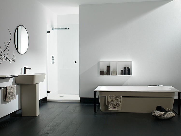 Amazing Bathrooms By Porcelanosa USA