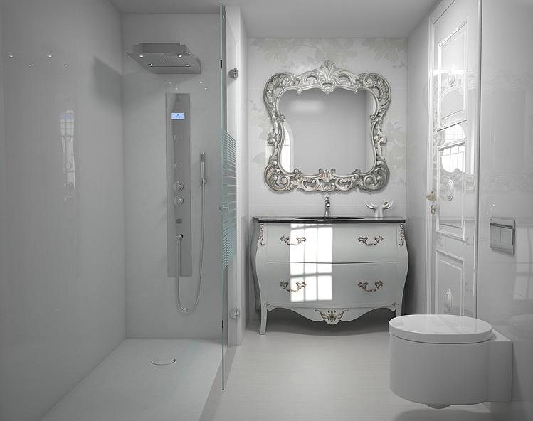 032 Amazing Bathrooms Porcelanosa Usa Homeadore