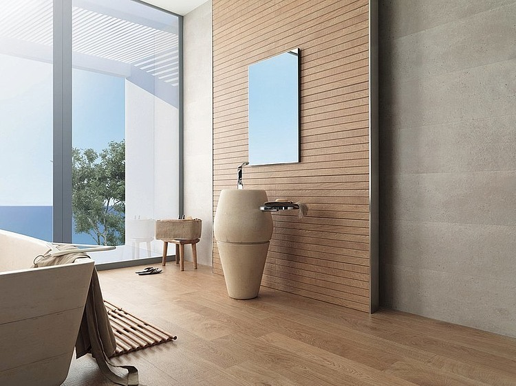 Gentil Amazing Bathrooms By Porcelanosa USA