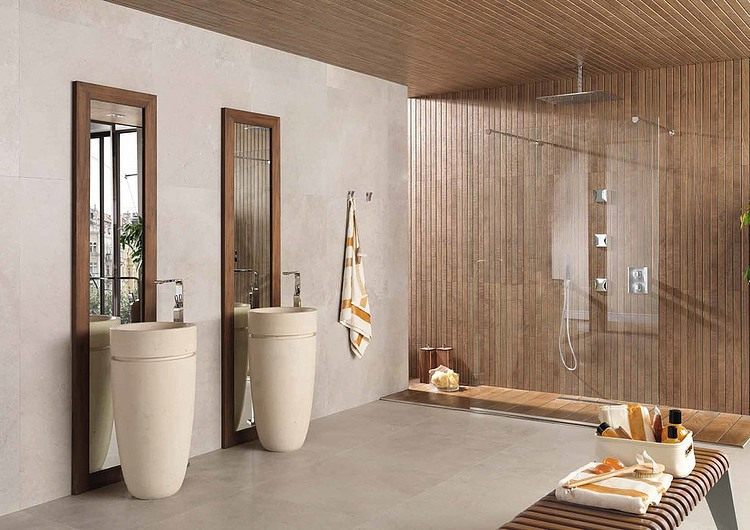 Amazing Bathrooms By Porcelanosa Homeadore
