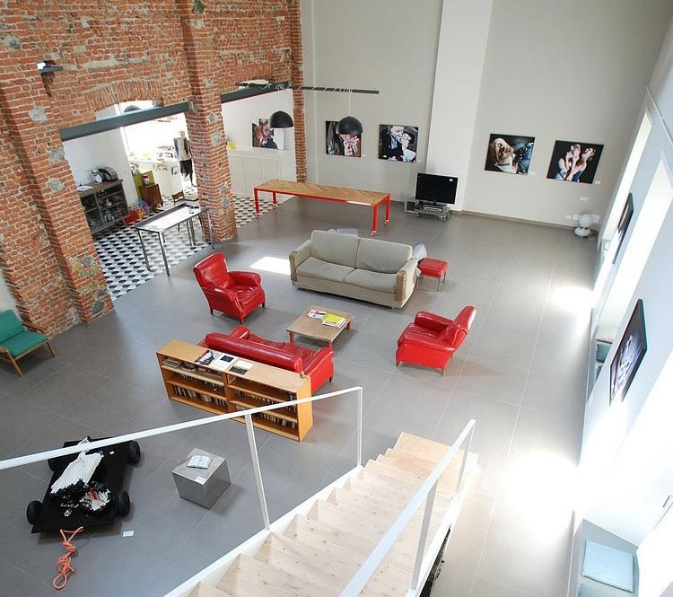 Open Art House by Leonardo Porcelli