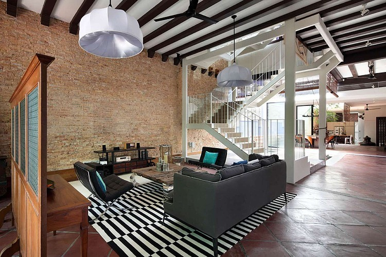 Neil Road Residence by ONG&ONG