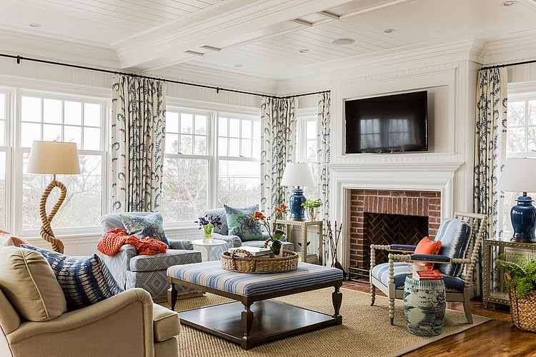 Home on the Waves by Katie Rosenfeld Design
