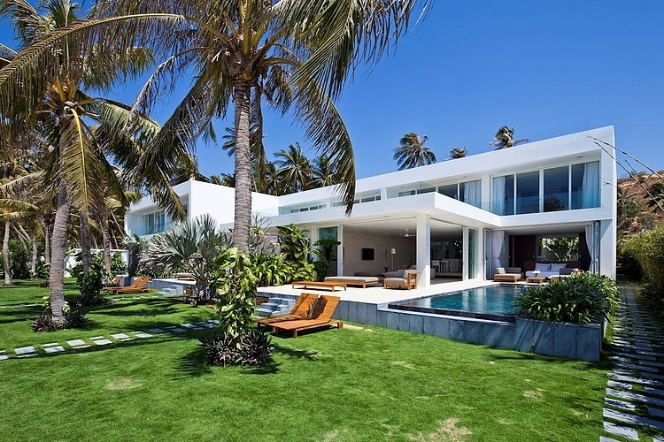Oceanique Villas by MM++ Architects