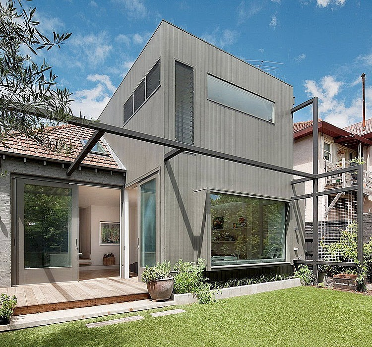 Elwood Residence by Robson Rak Architects & Made by Cohen