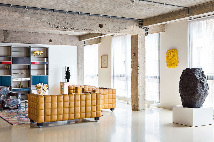 Eclectic Loft in Antwerp
