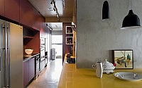 Loft Vila Leopoldina By Diego Revollo Arquitetura Homeadore