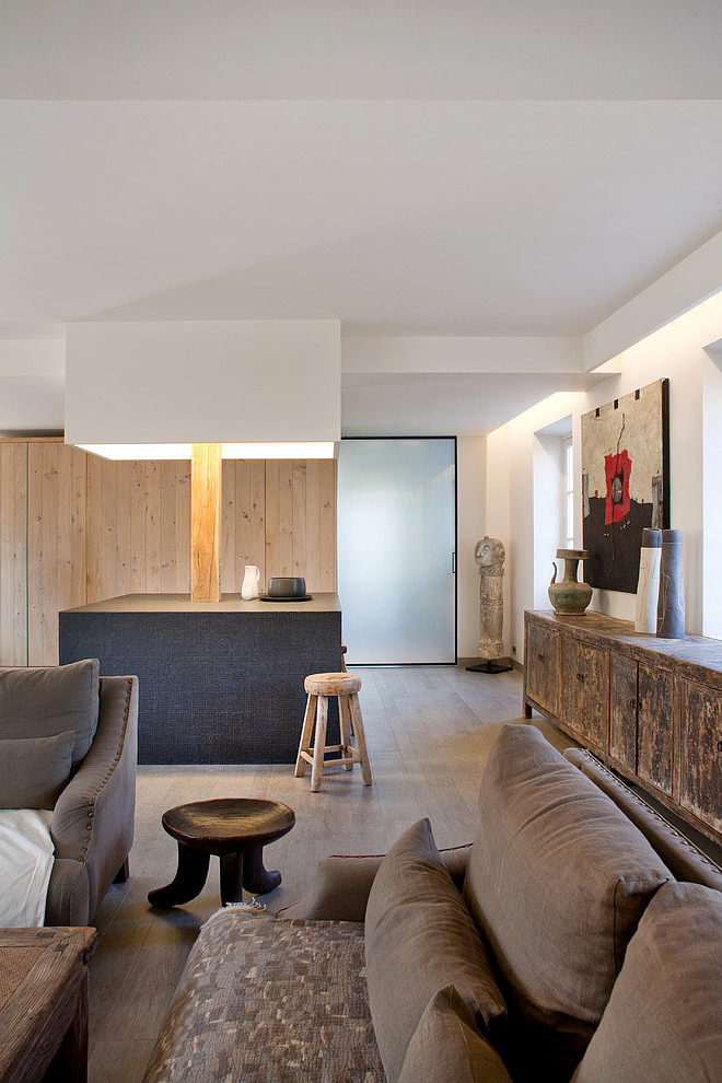 Moliere Residence by Olivier Chabaud Architecte