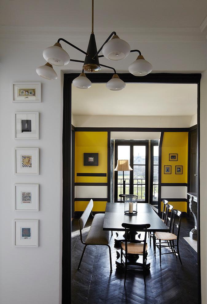 009 apartement paris sarah lavoine homeadore for Interior design email