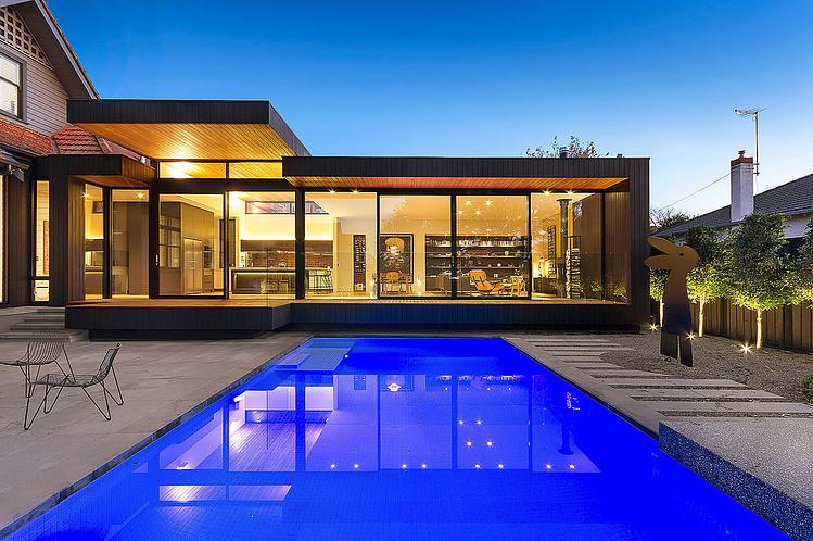 Glen Iris Residence by West Valentine Design
