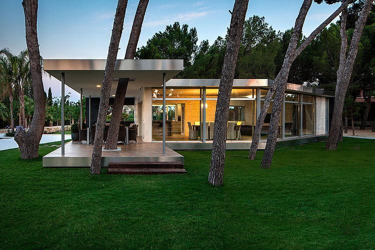 Pine Forest Pavilion by e2b arquitectos