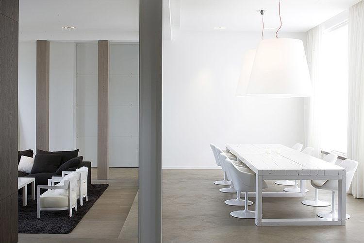 Modern Home by Guillaume da Silva « HomeAdore