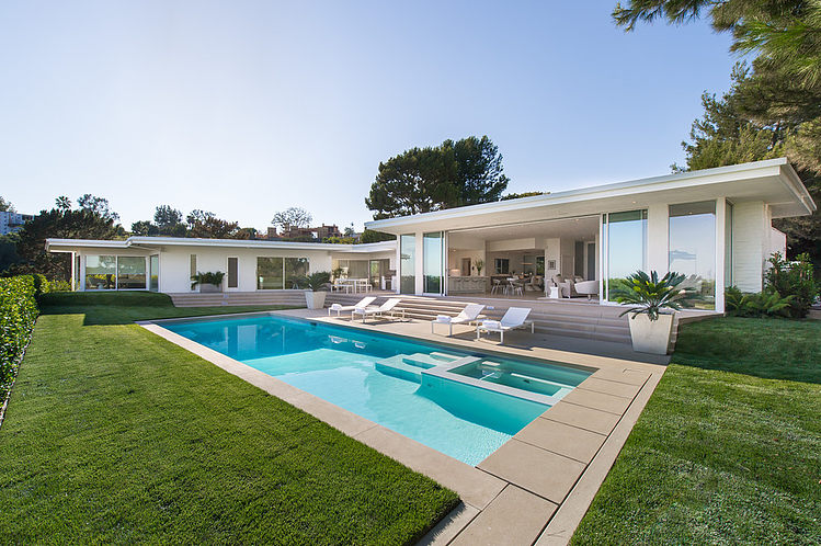 Trousdale House by Paul Brant Williger