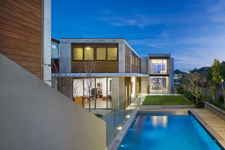 Clovelly Residence by Tzannes Associates